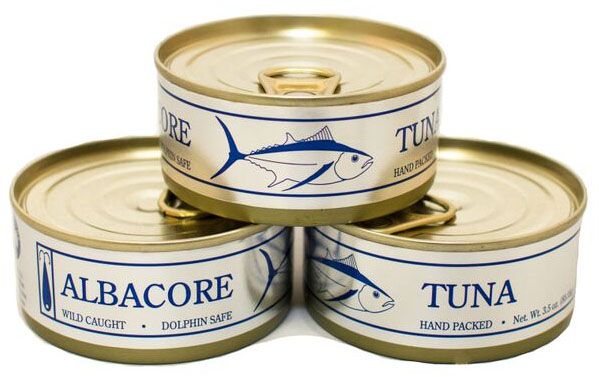 Nutrition Info: Smoked Albacore Tuna by Ekone Seafoods Willapa Bay