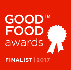 good food awards finalist seal 2017
